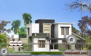 2 Storey Home Builders with 3D Elevations | 4 BHK Residential Concepts
