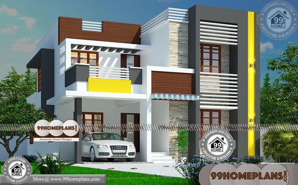 2000 Square Foot House Plans With 3d Elevations Low