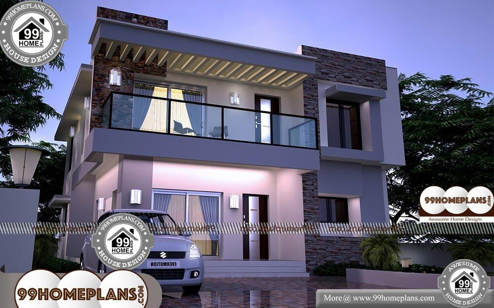 24x24 house plans with 3d elevations narrow lot box for 24x24 2 story house plan