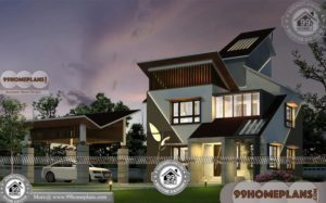 3 Bedroom House Plans With Garage | Lowest Price Floor Plan Collections