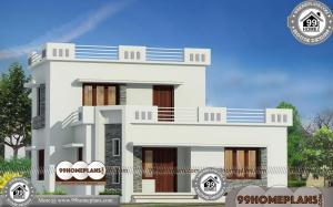 30 40 House Plan with City / Urban Style Home Collections | 800+ Designs