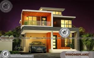 30 Feet By 40 Feet House Plans & 3D Elevations | Cost Effective Designs