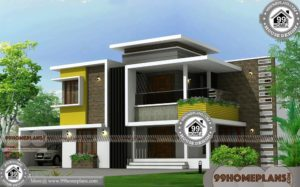3d Floor Plan with Exterior Images | 290+ Modern Home Design Collection