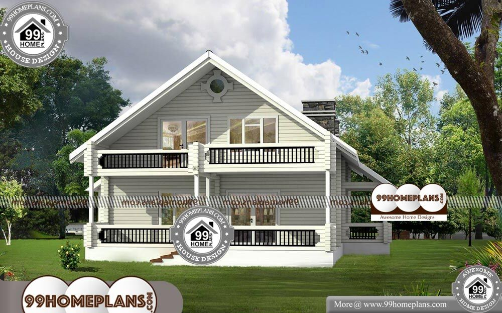 Affordable House Designs In The Philippines - 2 Story 976 sqft-Home