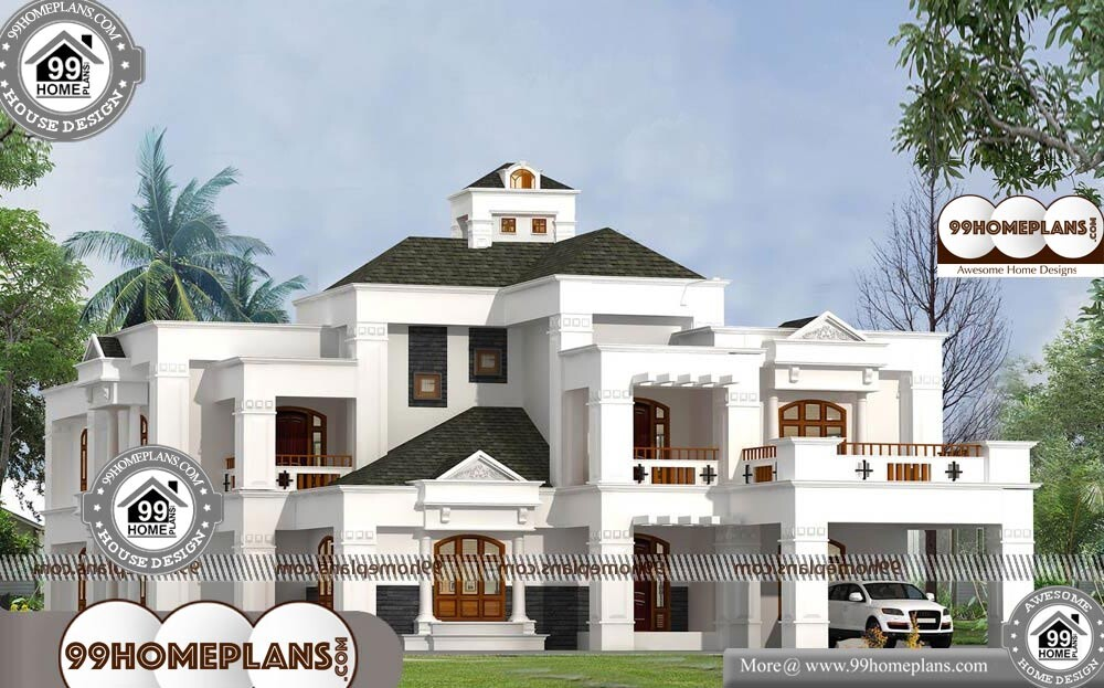 Bungalow Home Style - 2 Story 5100 sqft-Home