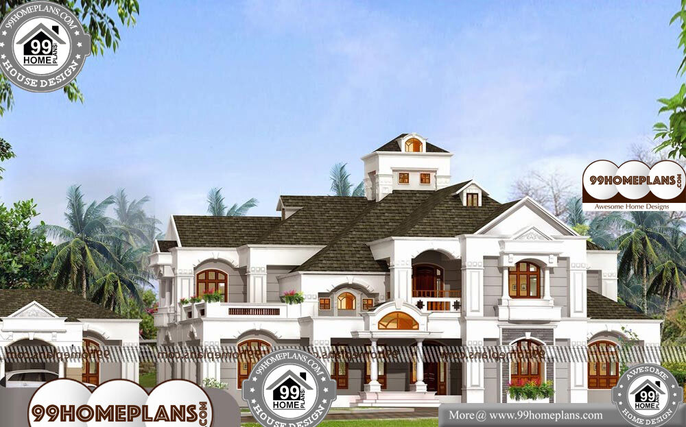 Bungalow Style Homes - 2 Story 7050 sqft-Home