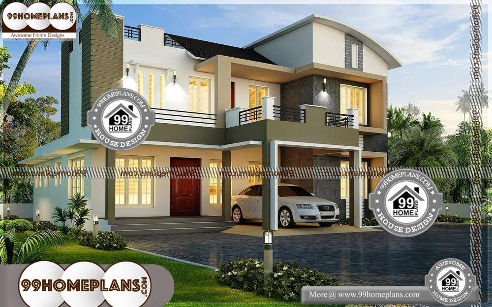 Create House Plans Online - 2 Story 2550 sqft-Home