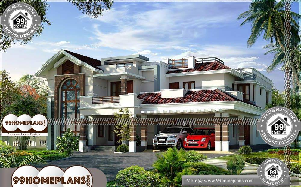 Design My House Plans - 2 Story 3600 sqft-Home