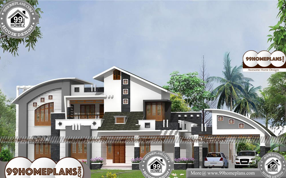 Design your dream house double story modern simple home for Design your dream house