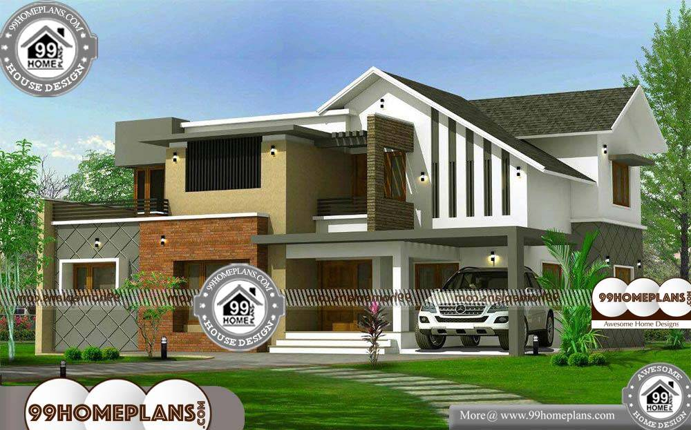 Design your own home online contemporary two story house - Design your own home online ...
