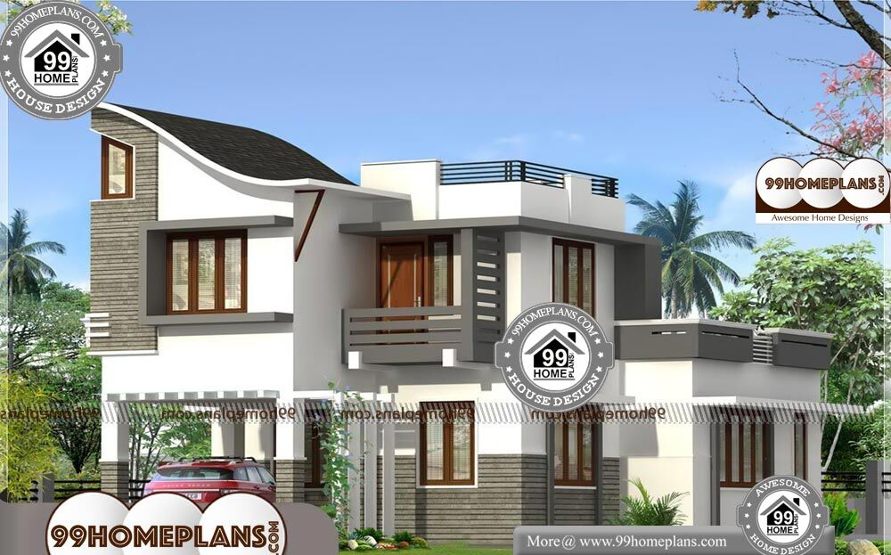 Home Design 3d | Double Floor 1910 sq ft Contemporary 500 ...