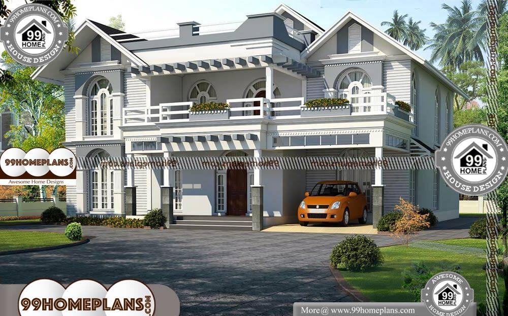 Home Design And Decor - 2 Story 2800 sqft-Home