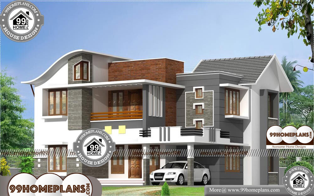 Home Design Photo - 2 Story 2218 sqft-Home