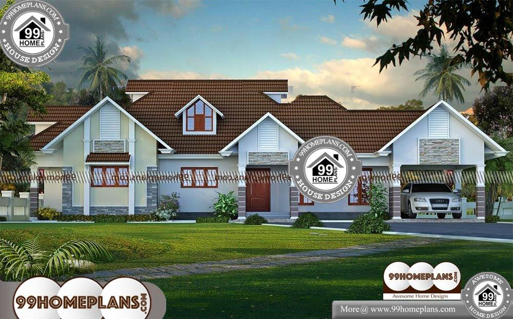 Front Elevation Of House Single Story : House front elevation models single story modern home