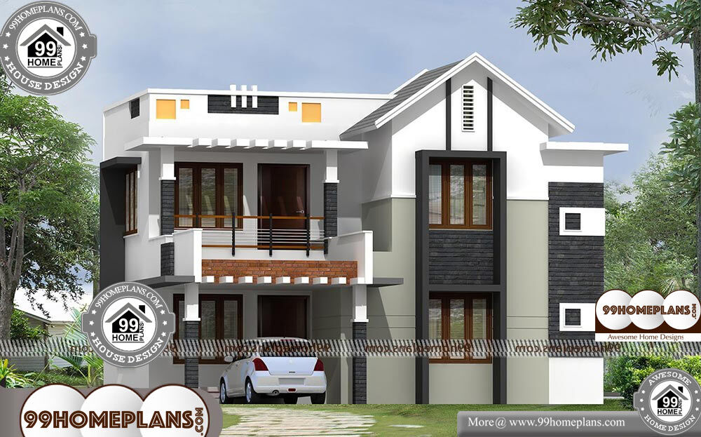 House Plans Size 30 40 - 2 Story 2011 sqft-Home