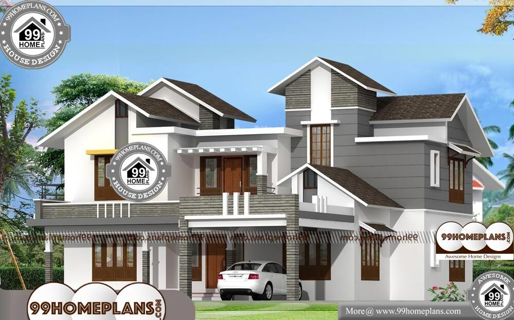Kerala House Plans Two Floor Traditional 3075 Sq Ft Best Home Designs