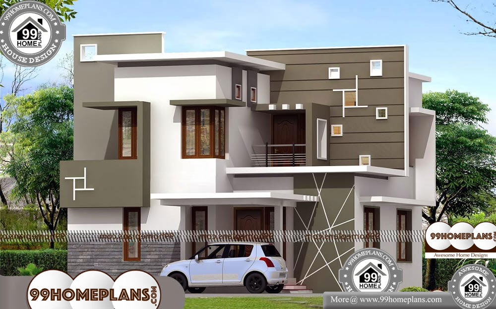 Latest House Designs With 3d Elevation Plans Ideas 70 Collections