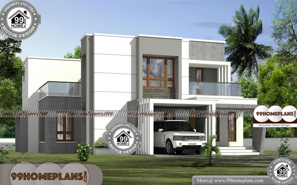 Modern Two Storey Homes - 2 Story 2365 sqft-Home