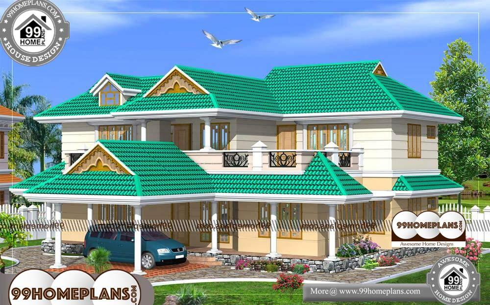 new house plans in kerala 2018 traditional homes with