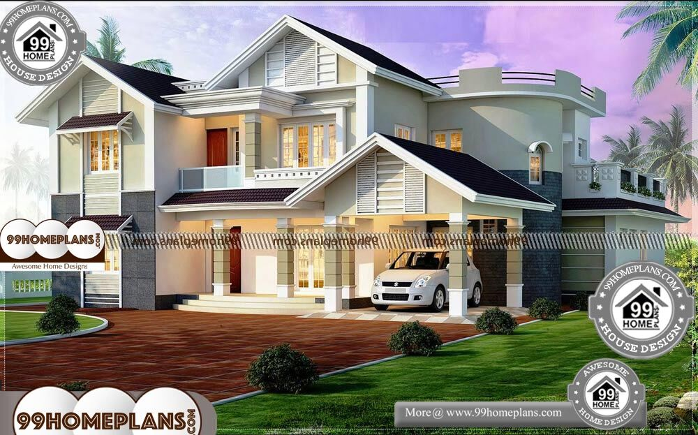 Small guest house plans 450 kerala home designs and for Two story guest house plans