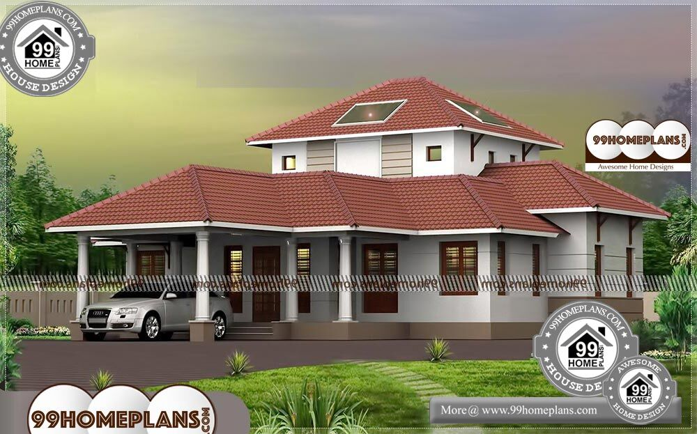 Traditional At Home - Single Story 2100 sqft-Home