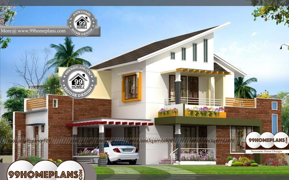 Vastu House Plans North Facing - 2 Story 2150 sqft-Home