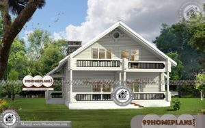Affordable House Designs In The Philippines | 2 Floor Typical Plan Designs