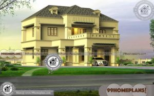 Arabian Style Interior Design with Double Story Modern Bungalow Designs