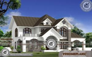 Arabic House with Double Story Traditional Patterned Modern Collections