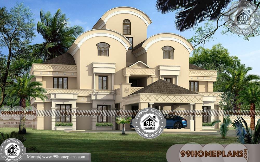 Arabic Villa Design Collections Best 3d Elevation