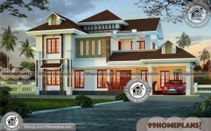 Architectural Design Plans For Houses | Two Story Traditional Collections