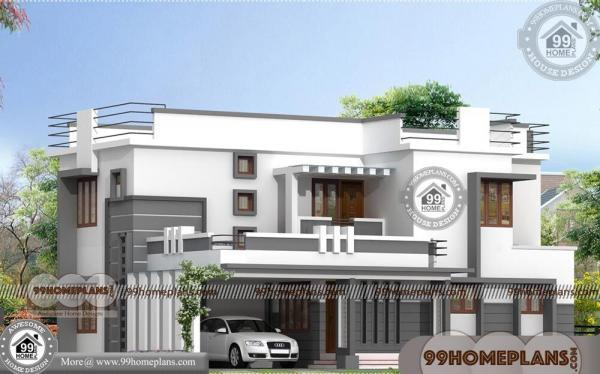 Architecture Design House Double Story Ultra Modern Home