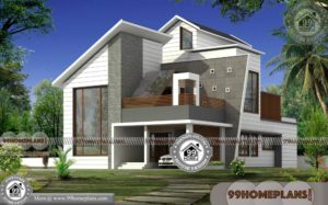 Best Two Story House Design | Latest Contemporary Home Collections