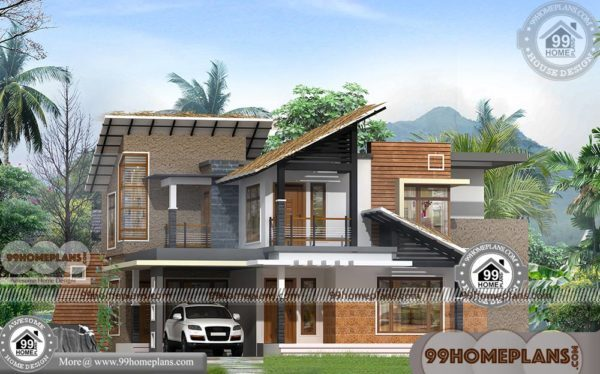 Brick And Stone House Plans Double