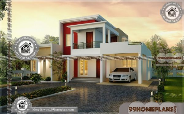 Build your own house floor plans two story box type home for Design your house