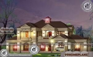 Bungalow Design Ideas with 2 Level Exterior Plan Collections Free Online