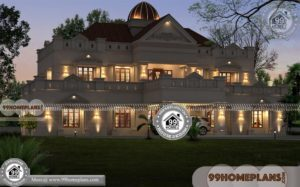 Bungalow Style Home Plan Collections Free | Best 50+ Villa Design Photos