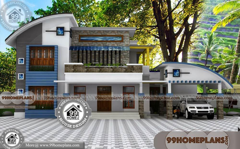 Contemporary Kerala Home Plans | Award Winning House ...