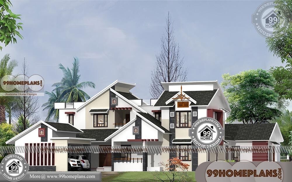 Contemporary Lake House Plans With Ultra Modern Fusion