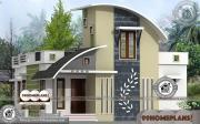 Contemporary One Level House Plans with Low Budget Awesome Designs