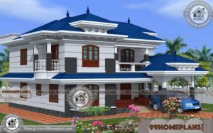 Design House Plans Online Free | 99+ Two Story House Plans Indian Style