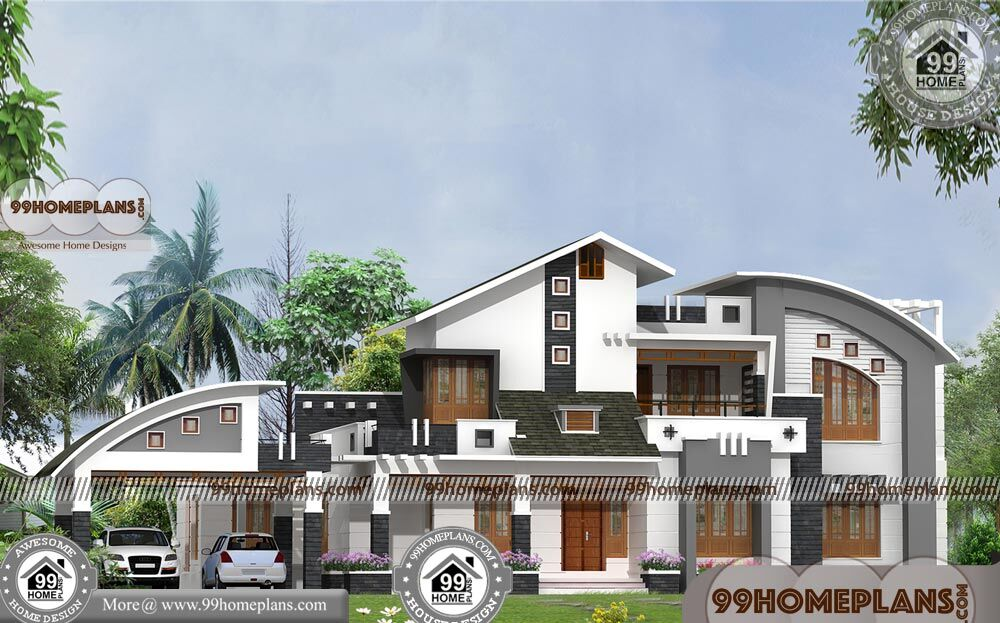 Design your dream house double story modern simple home for Design dream home online