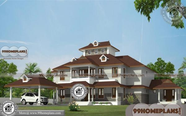 Double storey plans with balcony two story awesome for Double storey house plans with balcony