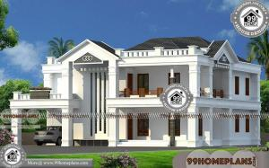 Double Story Bungalow Design with Ultra Modern Stunning & Elegant Plan