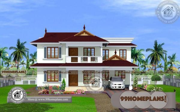 dream home plans in kerala with estimate prices 2 storey collections