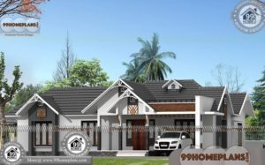 Dream House Plans with Single Story Traditional Modern Free Collections