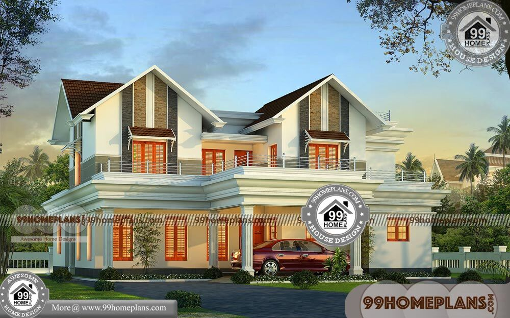 Budget Of This House Is 38 Lakhs U2013 Elevated House Plans