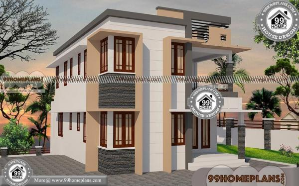 Front Elevation Pictures Indian Style with Double Floor Modern Collections