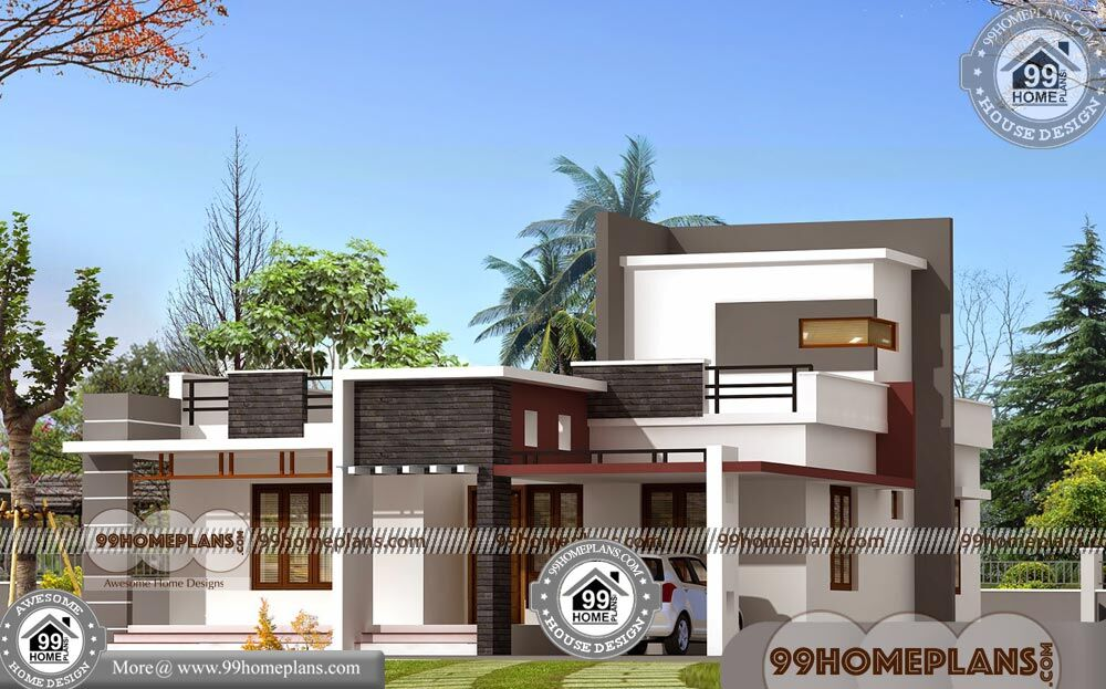 Ground floor house elevation designs in indian 560 for P o p indian home designs
