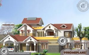 Home Elevation Design with Exterior Images | 350+ Attractive Home Plans
